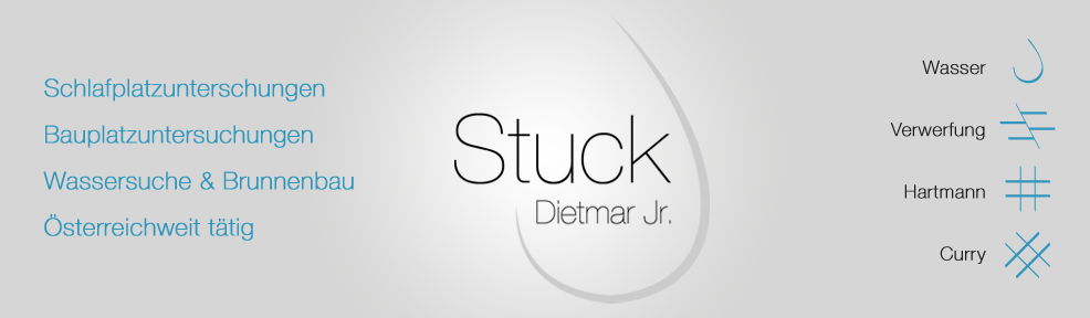 Wasseradern Entstoren Stuck D